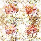 De abstracte achtergrond van de waterverf album Royalty-vrije Stock Foto