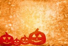 De abstracte Achtergrond van Halloween Stock Fotografie