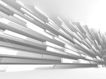 De abstracte Achtergrond van het Architectuur Moderne Ontwerp Stock Afbeeldingen