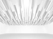 De abstracte Achtergrond van het Architectuur Moderne Ontwerp Royalty-vrije Stock Afbeelding