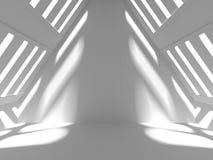 De abstracte Achtergrond van het Architectuur Moderne Ontwerp Royalty-vrije Stock Foto