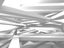 De abstracte Achtergrond van het Architectuur Moderne Ontwerp Royalty-vrije Stock Foto's