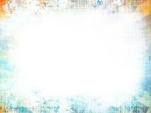 De abstracte Achtergrond van het Frame stock illustratie