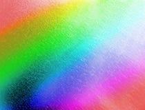 De abstracte achtergrond van het kleurenmetaal, textuurclose-up, Stock Afbeeldingen