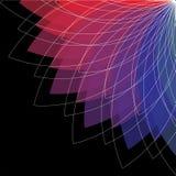 De abstracte achtergrond van het kleurenspectrum Stock Afbeeldingen