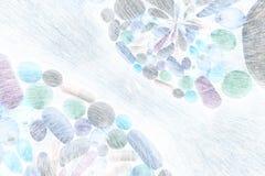 De abstracte Achtergrond van het Medicijn Stock Afbeelding