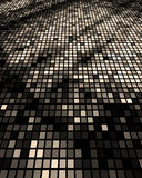 De abstracte achtergrond van het mozaïek vector illustratie