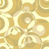De abstracte Achtergrond van het Ontwerp van Cirkels Stock Foto's