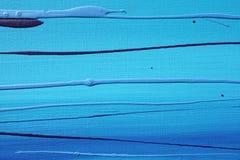 De Abstracte Achtergrond van het Thema van het water Stock Foto's