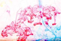 De abstracte achtergrond van het water Stock Foto