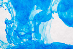 De abstracte achtergrond van het water Stock Fotografie