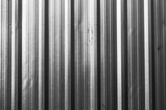 De abstracte achtergrond van het zinkmetaal Royalty-vrije Stock Afbeeldingen
