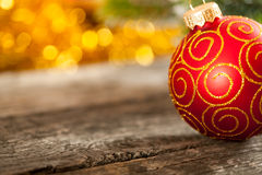 De abstracte achtergrond van Kerstmis Stock Fotografie