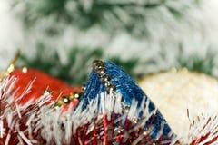 De abstracte achtergrond van Kerstmis Stock Afbeelding