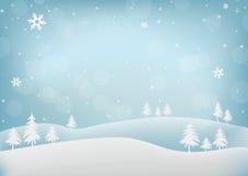 De abstracte Achtergrond van Kerstmis stock illustratie