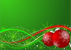 De abstracte achtergrond van Kerstmis Stock Foto's