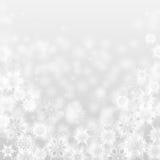 De abstracte achtergrond van Kerstmis en van het Nieuwjaar Stock Foto's