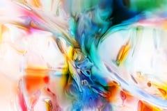 De abstracte achtergrond van de kleur Royalty-vrije Stock Afbeelding