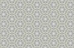 de abstracte achtergrond van kristallenpatronen Stock Foto