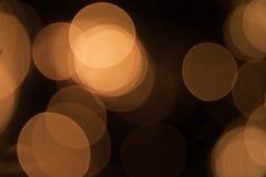 De abstracte Achtergrond van Lichten Stock Foto