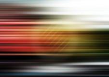 De abstracte Achtergrond van Lichten Stock Afbeelding