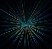 De abstracte Achtergrond van Lichten Royalty-vrije Stock Afbeelding
