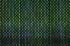 De abstracte achtergrond van onduidelijk beeld groene lijnen Stock Afbeelding