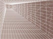 De abstracte achtergrond van ontwerptechnologie Royalty-vrije Stock Afbeelding