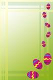 De abstracte achtergrond van Pasen royalty-vrije stock afbeelding