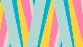 De abstracte achtergrond van patroon heldere gekleurde strepen voor dekkingsontwerp Vectorontwerpsjabloon voor vlieger, pamflet,  vector illustratie
