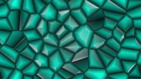 De abstracte achtergrond van steenelementen Het behangachtergronden van textuurlijnen Mozaïekkunstwerk vector illustratie