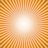 De abstracte achtergrond van ster barstte stralen Stock Afbeelding