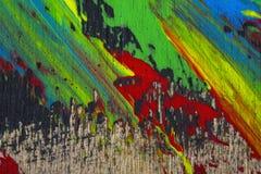 De abstracte Achtergrond van de Verf Royalty-vrije Stock Fotografie