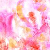 De abstracte achtergrond van de waterverf vector illustratie