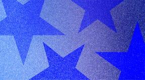 De abstracte blauwe achtergrond stelde gestreepte patroon en blokken in diagonale lijnen met uitstekende blauwe textuur in de sch royalty-vrije stock fotografie