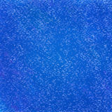 De abstracte blauwe achtergrond van het pastelkleurkleurpotlood Stock Afbeeldingen