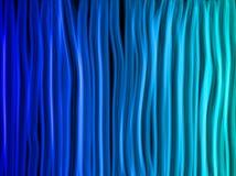 De abstracte Blauwe Achtergrond van Lijnen Royalty-vrije Stock Foto's