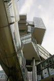 De abstracte bouw Stock Fotografie