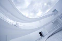 De abstracte bouw Stock Foto's
