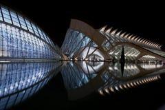 De abstracte bouw Royalty-vrije Stock Fotografie