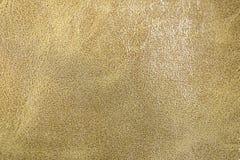 De abstracte bruine textuur van het luxeleer voor achtergrond Royalty-vrije Stock Afbeelding