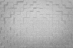 De abstracte 3D achtergrond drijft stijl uit Stock Afbeeldingen