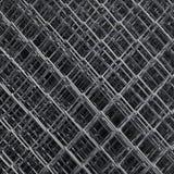 De abstracte 3d illustratie van de draadomheining Stock Afbeeldingen