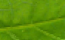 De abstracte 3d kubus drijft achtergrond, moderne uit illustratie vector illustratie