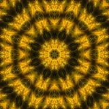 De abstracte digitale caleidoscoop van de de symmetrie creatieve textuur van het patroonbehang, magische mandalamanier, verf vector illustratie