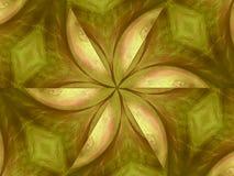 Abstract Digitaal Art Floral Pattern Texture stock fotografie