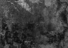 De abstracte donkere concrete achtergrond van de muurtextuur voor het luxeontwerp van het binnenlandbehang Stock Foto's