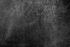 De abstracte donkergrijze textuur van het luxeleer voor achtergrond Stock Afbeeldingen