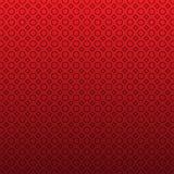 De abstracte eindeloze geometrische textuur, symmetrisch rooster, herhaalt tegels Eenvoudige minimalistische rode achtergrond Royalty-vrije Stock Afbeelding