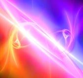 De abstracte Energie van het Plasma Stock Afbeelding